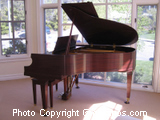 Restored Baldwin M Baby Grand (1940)