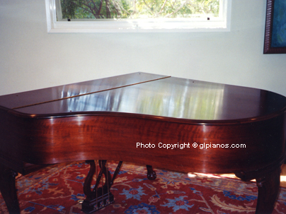 Steinway M Chippendale Parlor Grand 1948