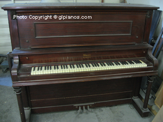 Starr Upright 1910