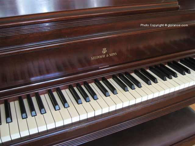 Used Pianos Pre Owned Steinway Amp Sons Pianos Best