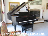 Restored Steinway O Parlor Grand (1916)